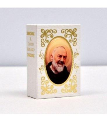 Portarosario di Padre Pio