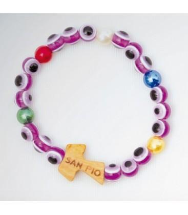 Bracelet résine pour enfants