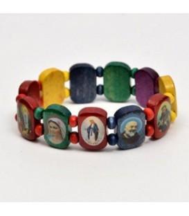 Multisanti wooden bracelet