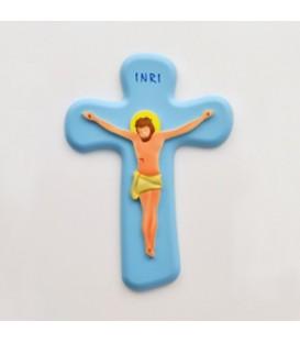 Crucifixo de linha de crianças