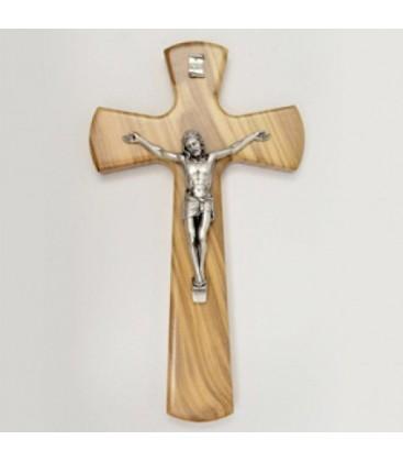 Grand crucifix de mur
