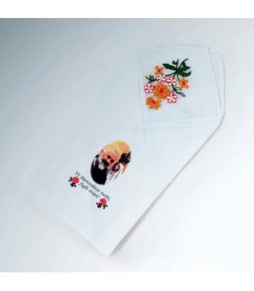 Padre Pio Handkerchief