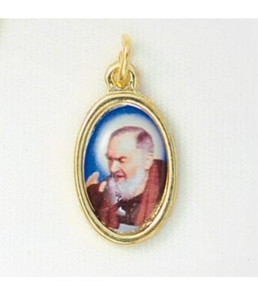 Große ovale Medaille