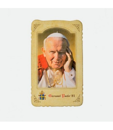 Image de Jean Paul II
