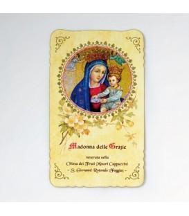 Image standard avec Madonna