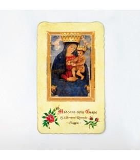 Imagen estándar con Madonna