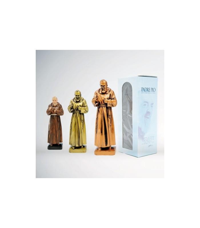 Statue de 15 cm edizioni padre pio da pietrelcina for Articles pour la maison