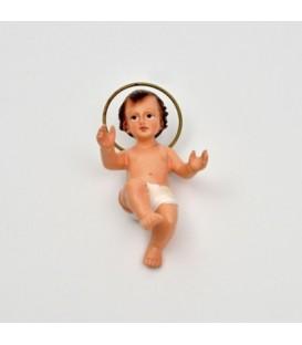Statue de Jésus bébé