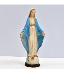 Wundertätigen Madonna statue