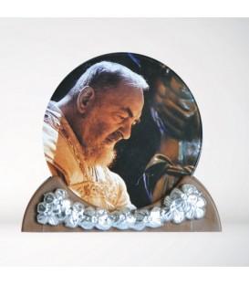 Portafoto Padre Pio