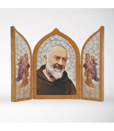 Large Triptych
