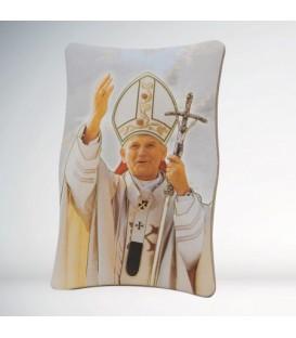 Quadretto Papa Medio