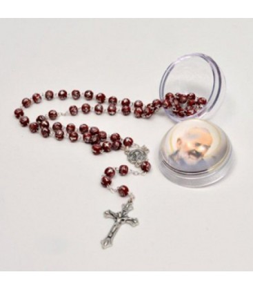 Scented wooden Rosary