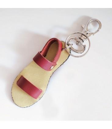 Sandale-Schlüsselbund