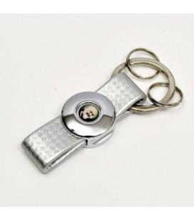 Carbonium Keychain