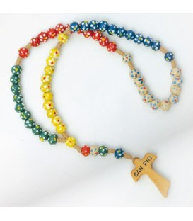 Missionary Wood Rosary