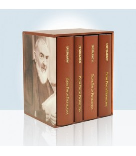 Full Epistolay  of Padre Pio - 4 Books
