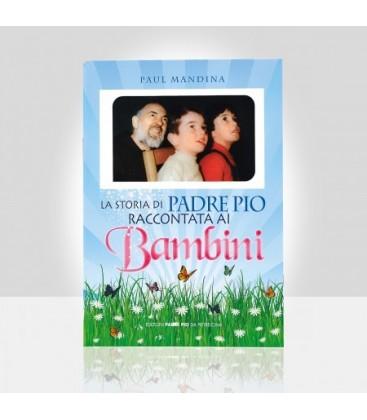 La storia di Padre Pio raccontata ai bambini
