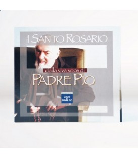 Holy Rosary CD with voice of Padre Pio