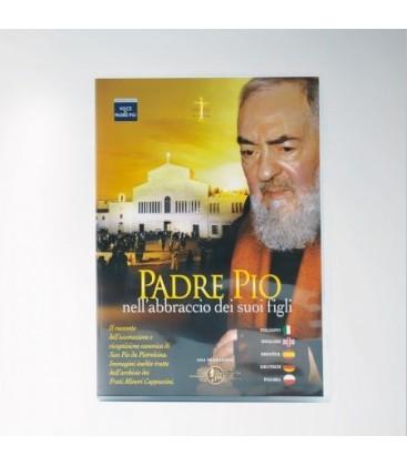 """Dvd """"Padre Pio nell'abbraccio dei suoi figli"""" in lingua straniera"""