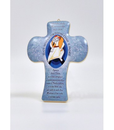 Cross polymer Jubilee of Mercy