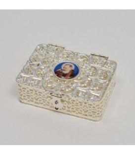 Rectangular Rosary case