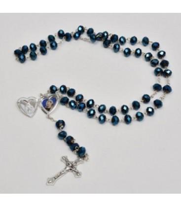 Rosaire de cristal