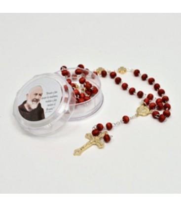 Croix celtique Rosaire parfumées