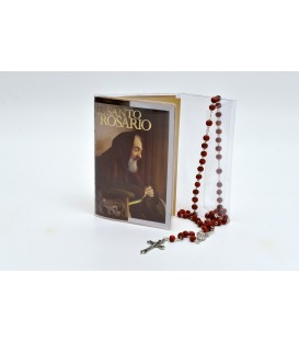ROSARY BLISTER WITH SCENTED ROSARY