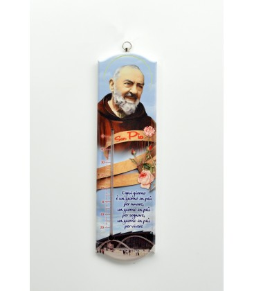 QUADRETTO FOREX SAN PIO THERMOMETER