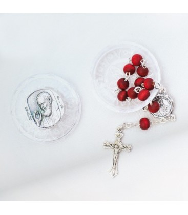 Scented Small Rosary  in a  Box