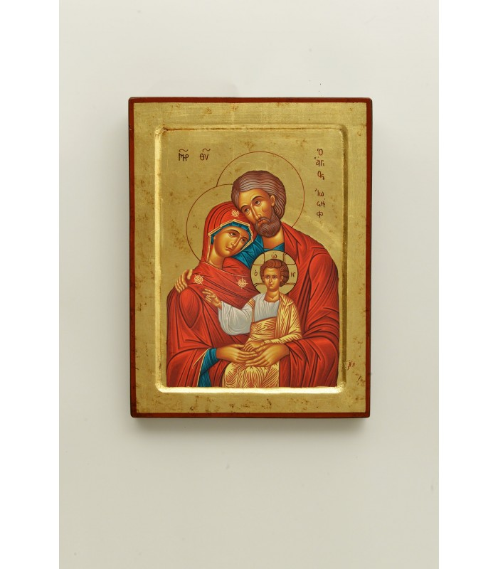Icone Greca Sacra Famiglia