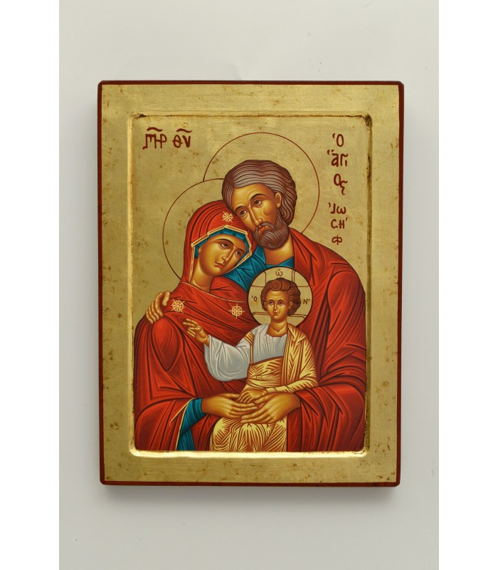 Icona Sacra Famiglia Grande