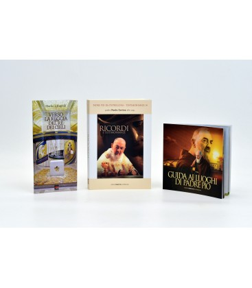 PROMOTION 3 BOOKS