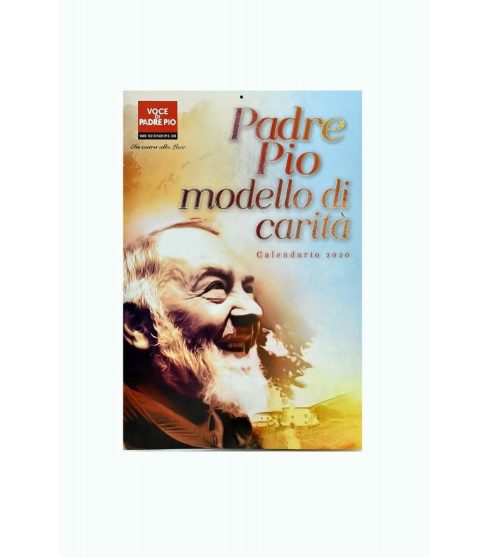 Calendario Fiscale 2020.Calendario Da Muro 2020 Edizioni Padre Pio Da Pietrelcina