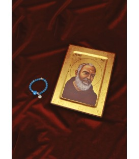GREEK SAN PIO ICON PROMOTION