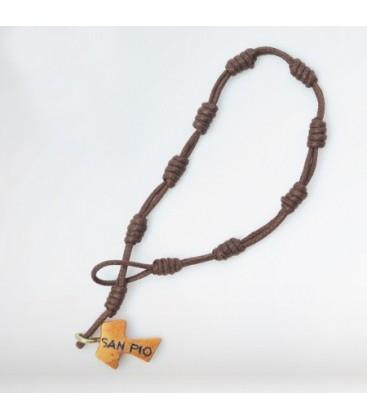 Pilgrim's natürliche Seil Armband